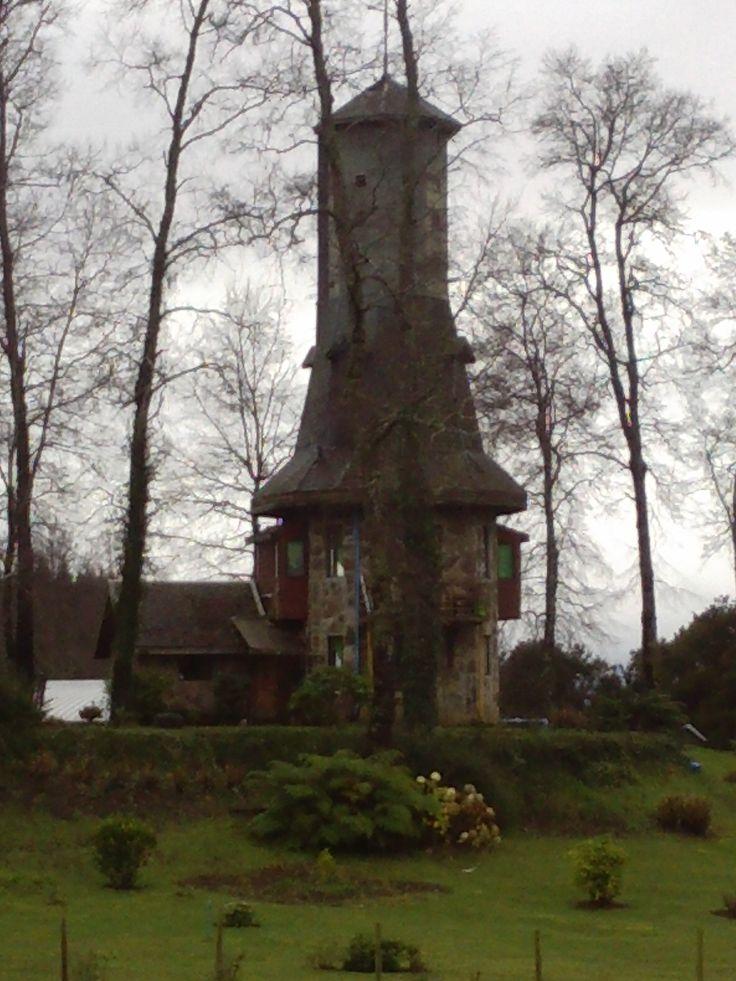 Casa Camino Villarrica Pucon, Chile