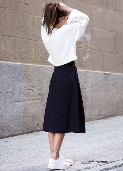 Total look, Seventies, Yves Saint Laurent... - Tendances de Mode