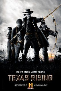 Texas Rising (2015) Mini Series.. really well done and they hinted at a follow-up with the Native Indian wars.. or massacre(s) if you will!!