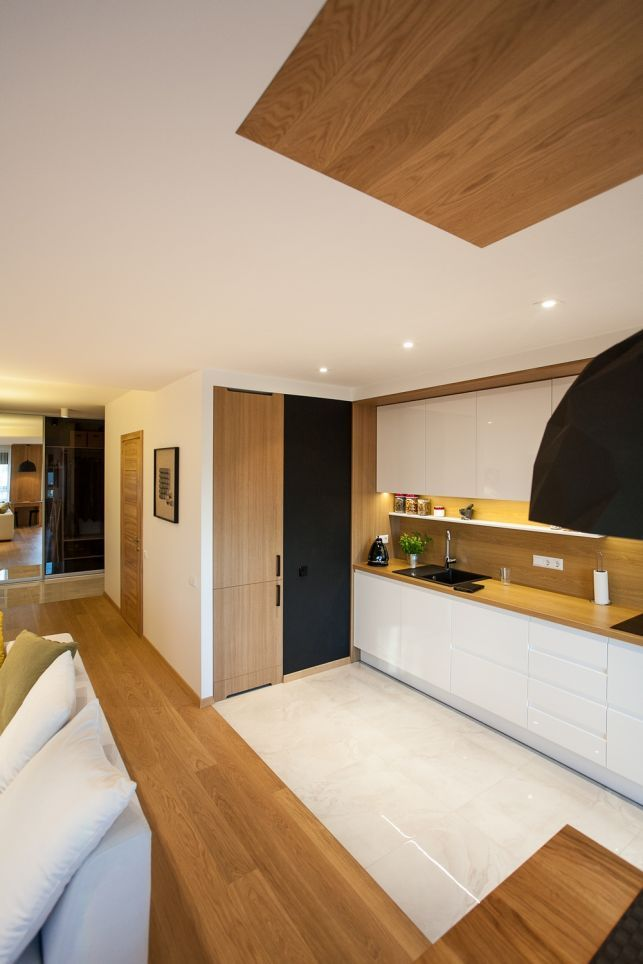 Design minimalist intr-un apartament de 3 camere- Inspiratie in amenajarea casei - www.povesteacasei.ro