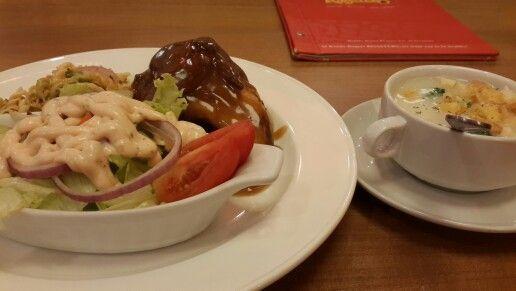 Garden Meal + Soup