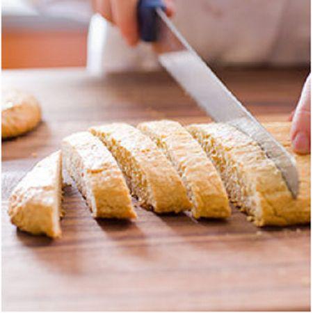 Almond Biscotti Recipe - Key Ingredient