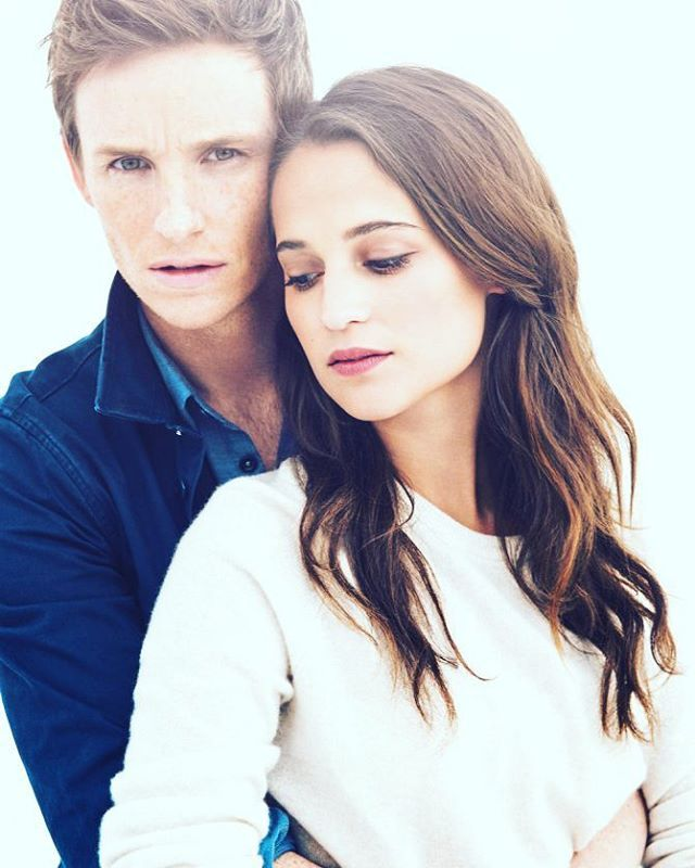 Esta pic me ha incitado A volver a ig :'D #EddieRedmayne #AliciaVikander #flawless.  Congratz to Alicia, btw! Got very emotional when She received  the Academy Award. And congratz to Edward John David Redmayne, not just for being nominationed several times... But bc He's such a talented Actor, he should win Awards every each year.  X.  #thedanishgirl #EinarWegener #LiliElbe #GerdaWegener.
