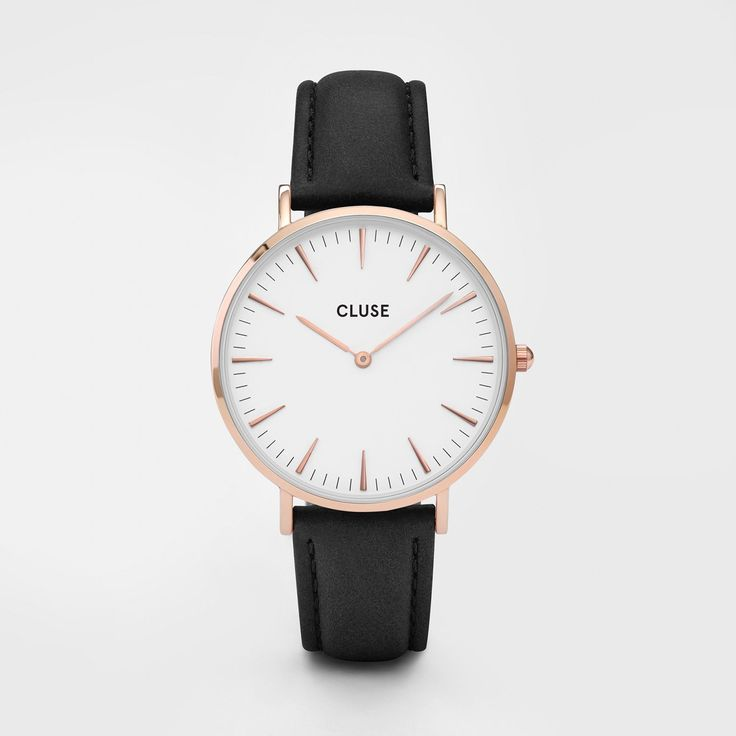 La Bohème Rose Gold White/Black My bday wish