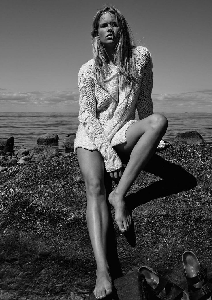 Anna Ewers by Photographer Myro Wulff