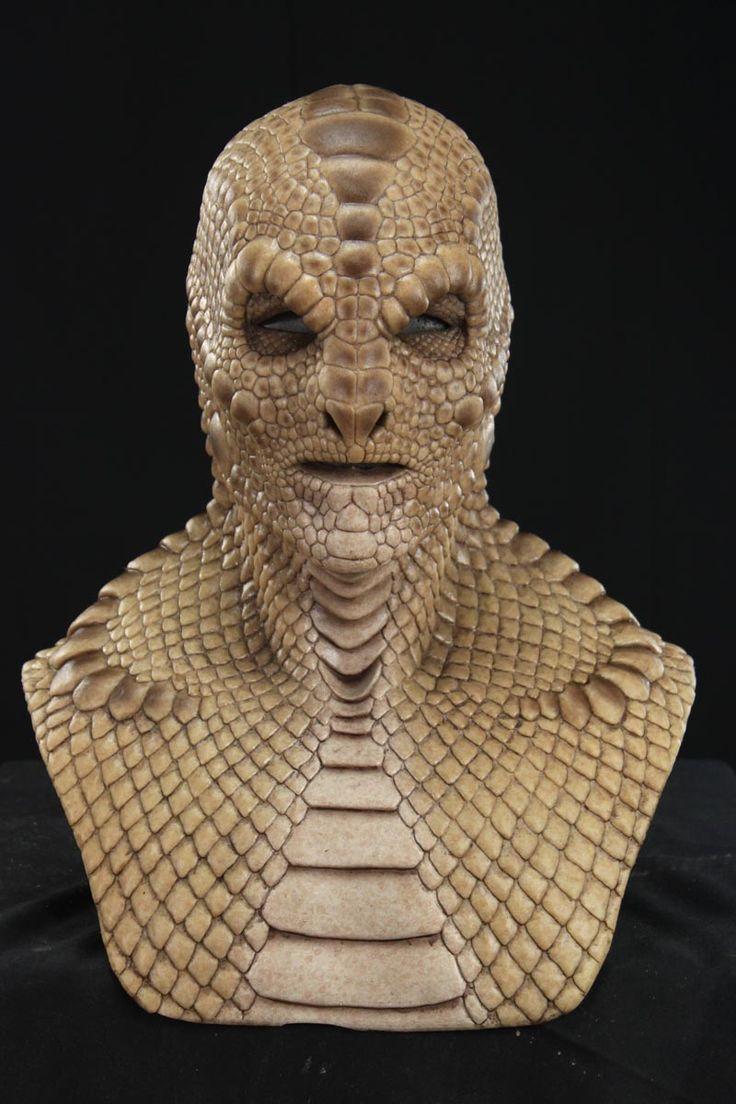 Viper the Reptile (Tan) | masks | Pinterest | The o'jays, Tans and Viper