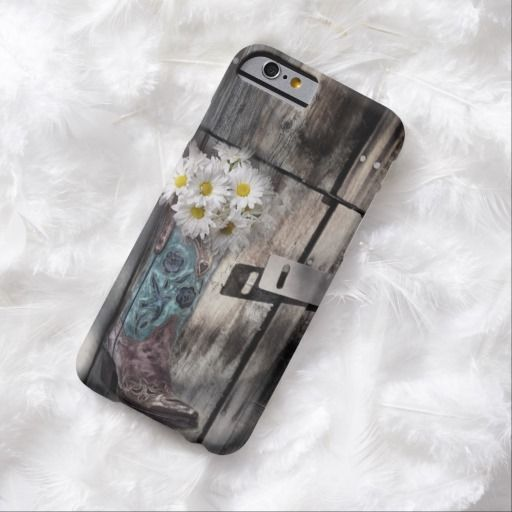 Awesome iPhone 6 Case! rustic barn wood cowboy boots western country iPhone 6 case. It's a completely customizable gift for you or your friends.