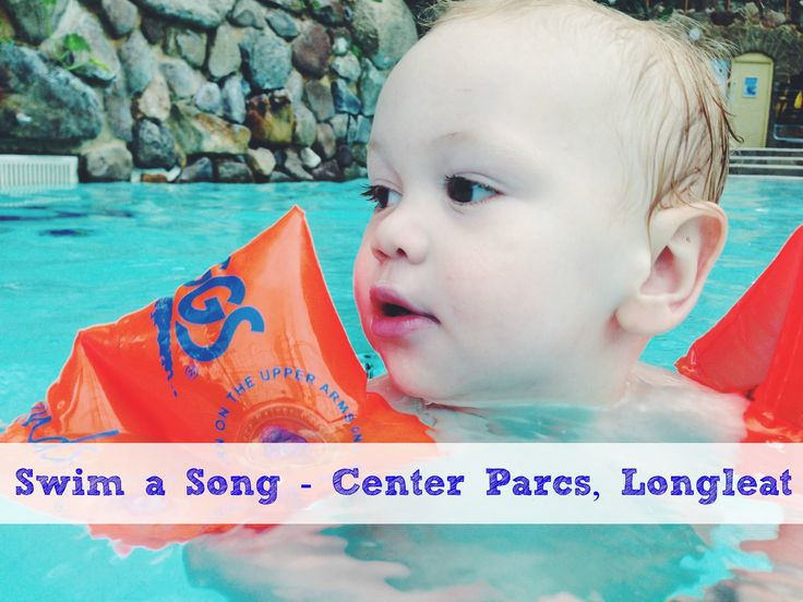Center Parcs Longleat - Swim a Song