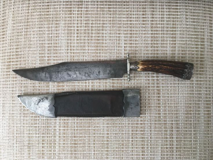 antique bowie knife | eBay