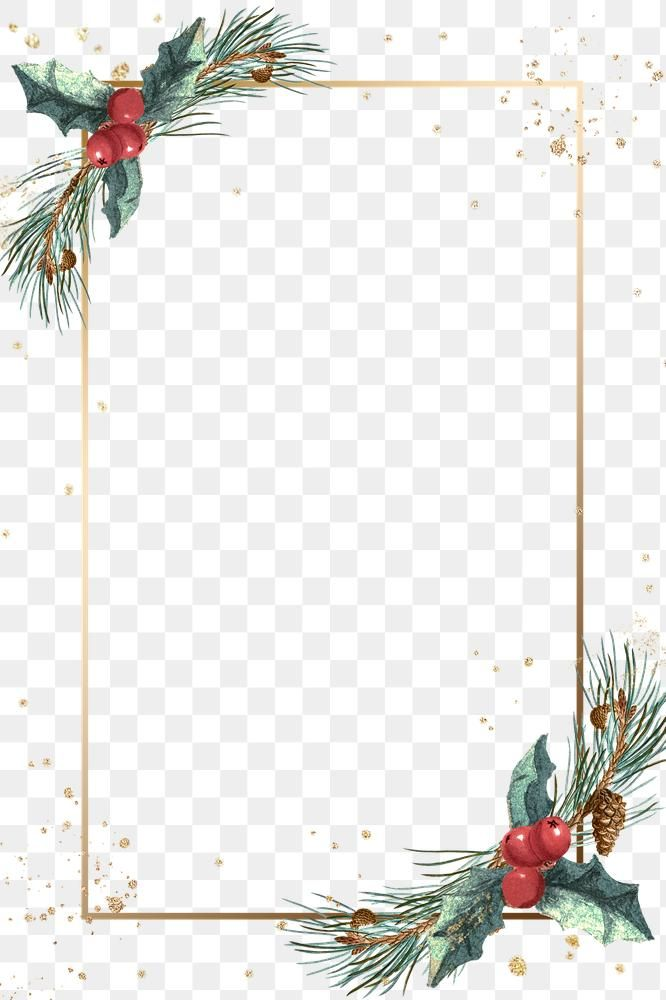 Transparent Holiday Frames Google Search Christmas Boarders Christmas Frames Christmas Stationery