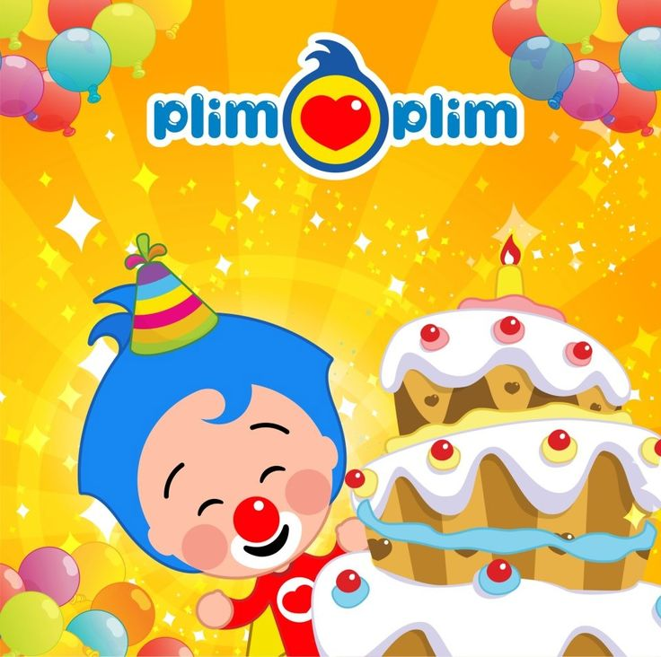 Imprimibles de Plim Plim.   Ideas y material gratis para fiestas y celebraciones Oh My Fiesta!