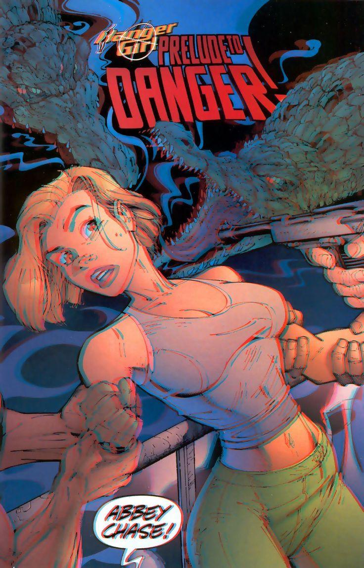 Danger Girl 3-D Special Full - Read Danger Girl 3-D Special Full comic online in high quality