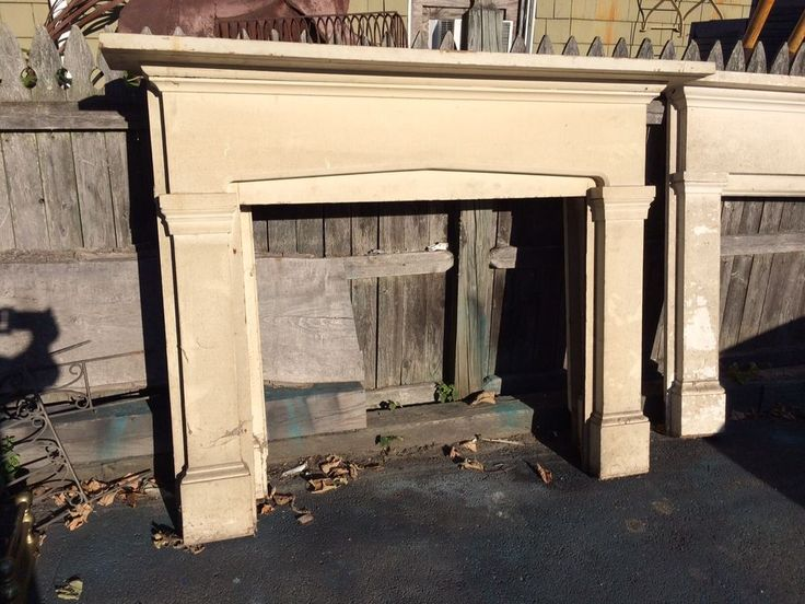 35 best Antique Fireplace Surrounds images on Pinterest ...