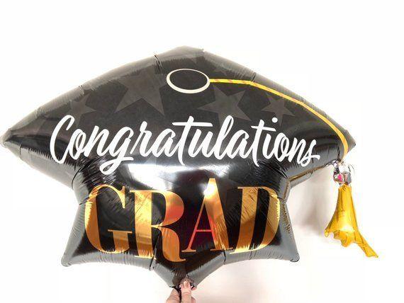 Graduation Balloon Graduation Party Decor Class of 2019