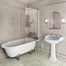 shower over freestanding bath - Google Search