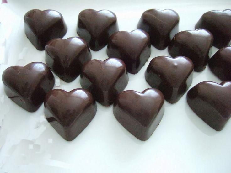 çikolata atölyesi: Kalıp Çikolatalar