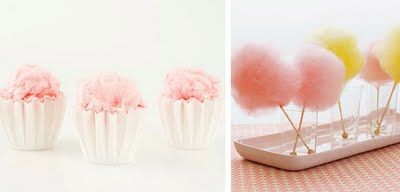 Perfect miniature #cotton #candy