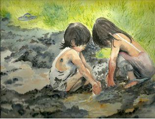 Struggles of an Artist in a Third World Country  #art #artist #3rdworld #artwork