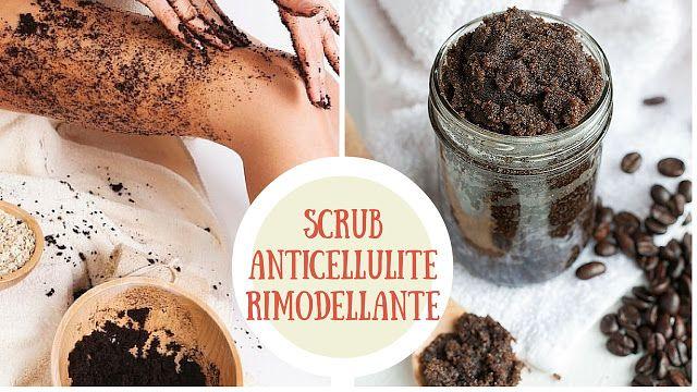 SCRUB ANTICELLULITE RIMODELLANTE NATURALE AL CAFFE' tutorial - Il Mio Angolo Alchemico
