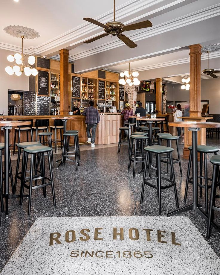 Happy Australia Day! We loved working on this special heritage project. Keeping it in the family one of our great great great Grandfathers was Samuel Rose who built the original Rose Hotel in 1865. Shot by the talented @dionrobeson . @rosehotel1865 @architects_wa @heritageperth #WAheritage #bunbury #australia #pub #ozday