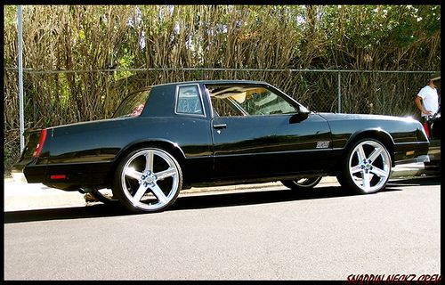 86 Chevrolet Monte Carlo SS
