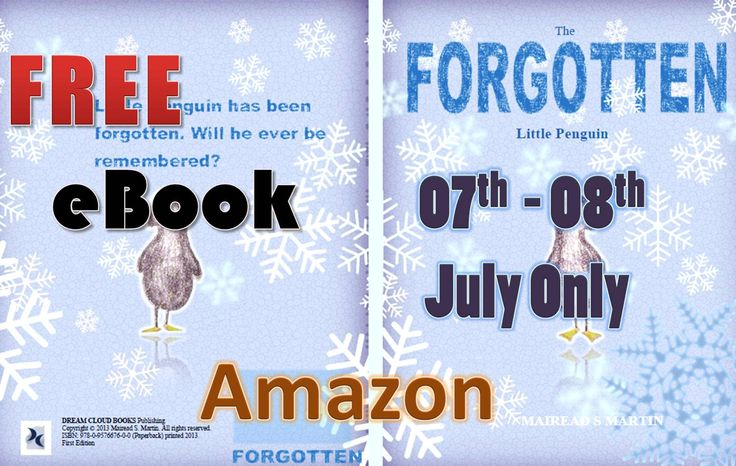 Free from Amazon from 07th to 08th July 2013. http://www.amazon.com/The-Forgotten-Little-Penguin-ebook/dp/B00DSVDEHE/ref=sr_1_1?s=books=UTF8=1373111385=1-1