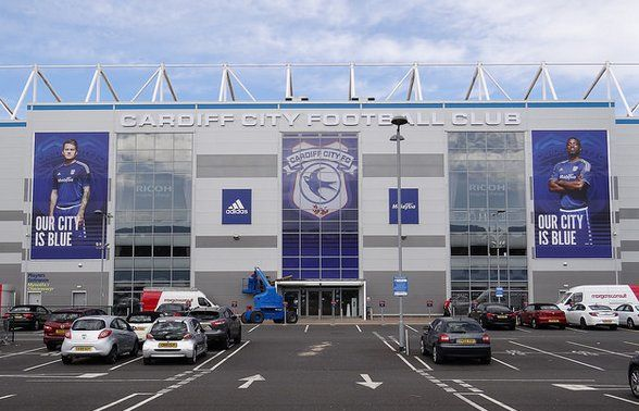 Stadium rebranded back to blue - Cardiff City FC - Cardiff City Online