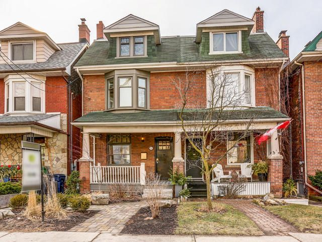Well, everyone said this house wouldn't last, and guess what...it didn't! SOLD last night with 3 competing offers. Only 4 days on the market and sells for 24% Over Asking. The sellers are overjoyed, congratulations to all.  213 Withrow Ave- Raising the bar in Riverdale!