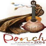 Estos son los artistas nacionales para el Poncho 2014