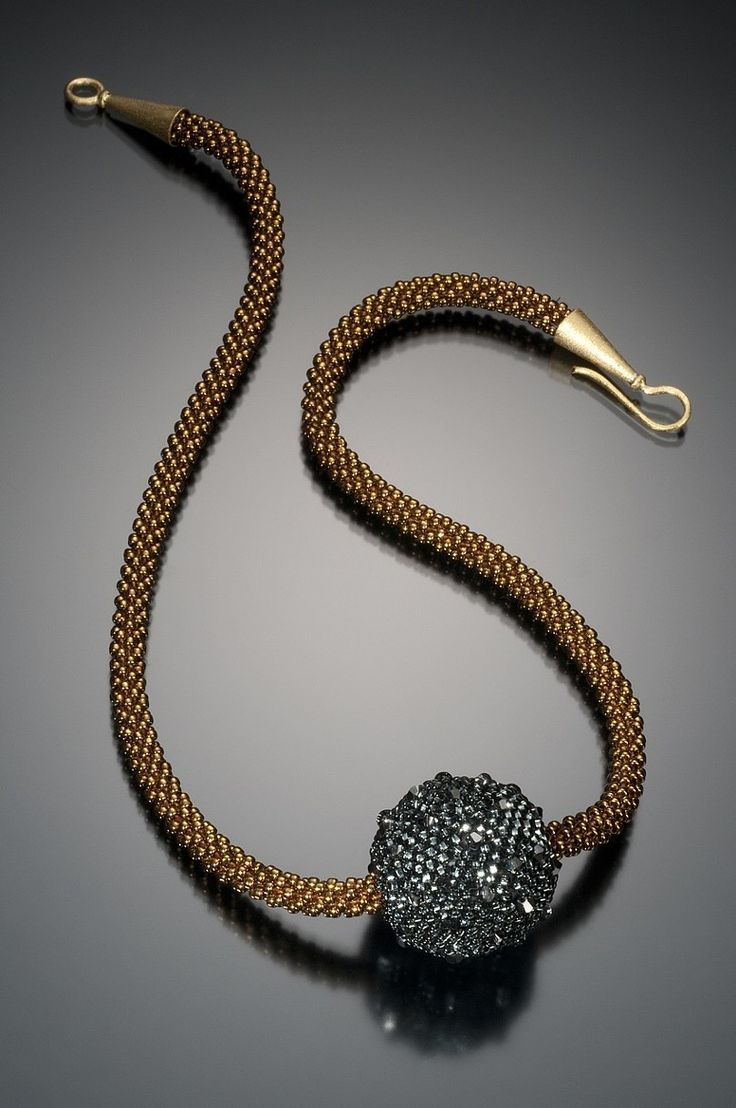 Beaded Bead on Bead Cord
