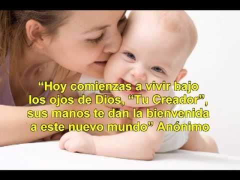 5 Lindas Frases Para Bebes Recien Nacidos Para Compartir | Fotos ...