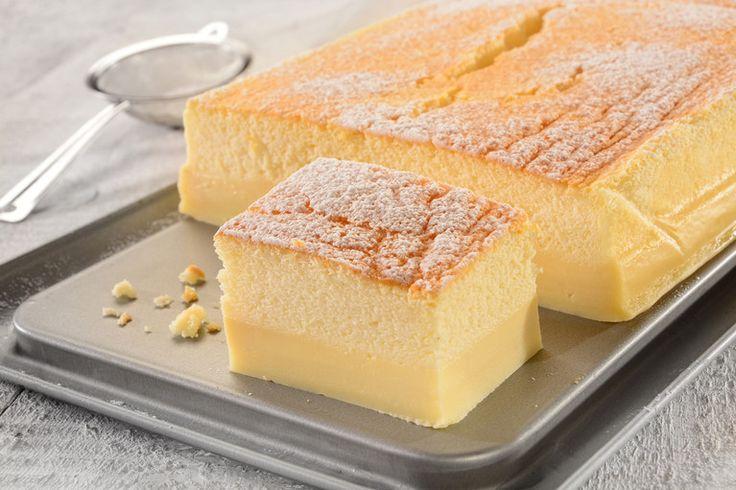 Przepis na Magiczne ciasto