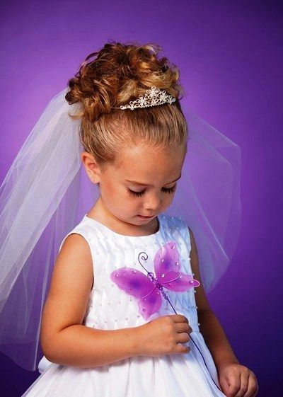 25 unique flower girl hairstyles ideas on pinterest little girl 25 unique flower girl hairstyles ideas on pinterest little girl braids communion hairstyles and little girl wedding hairstyles pmusecretfo Gallery