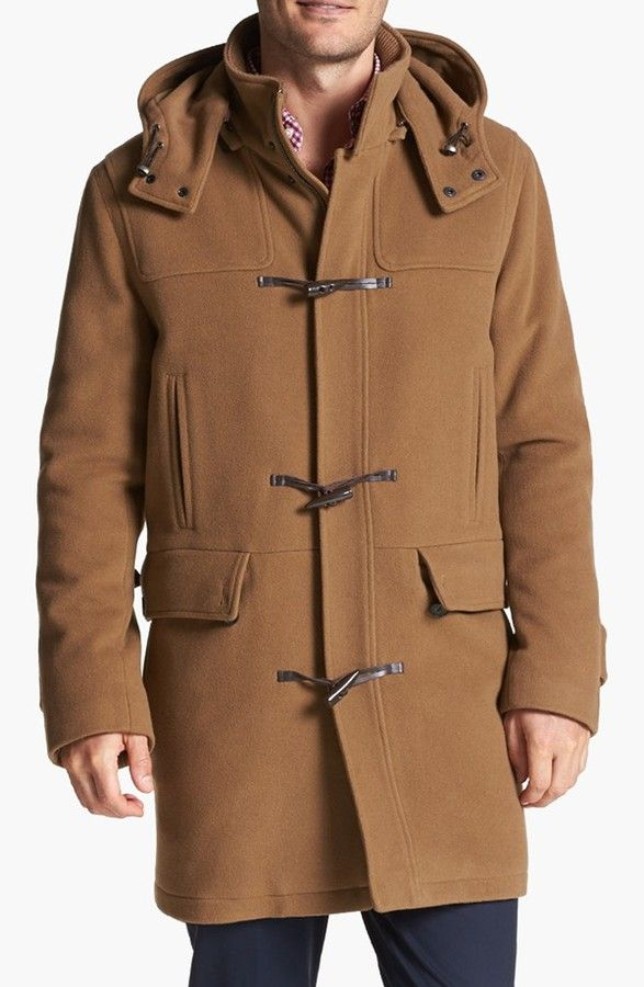 Best 25  Mens duffle coat ideas on Pinterest | Duffle coat, Mens ...