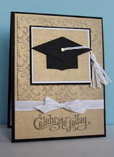 Got a few graduation cards to make this year!