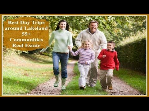 http://petranorris.realtytimes.com/advicefromtheexpert1/item/38858-top-quick-getaways-near-lakeland-55-communities-real-estate - Have a fun day and create memorable experiences with your loved ones in these awesome destinations around Lakeland 55+ communities home. Call me, Petra Norris, at (863) 619-6918 , if you're looking for a Lakeland Florida real estate agent with superior local knowledge to help you sell or buy Lakeland FL homes for sale.