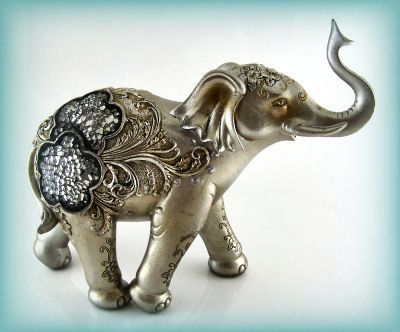 Delightful Fancy Elephant Decor