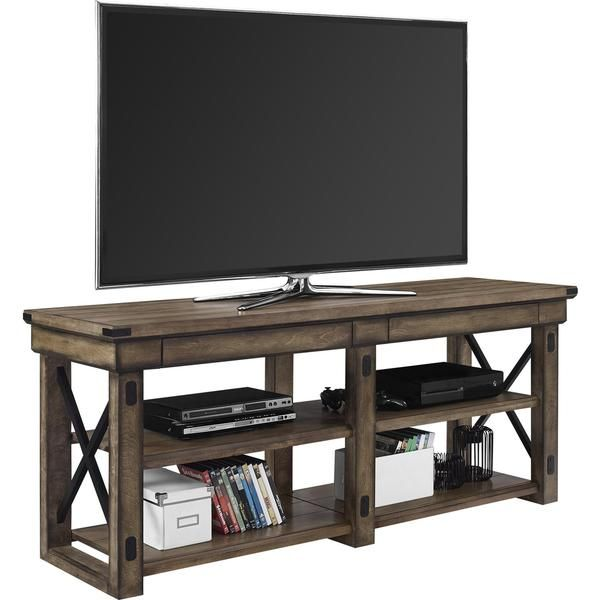 65 inch tv stands for sale stand with fireplace weathered pine rustic grey