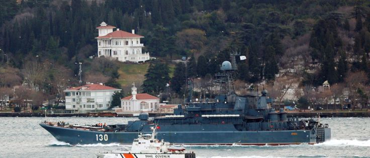 Noticias ao Minuto - Forças Armadas da Letônia detectam navio perto de suas águas