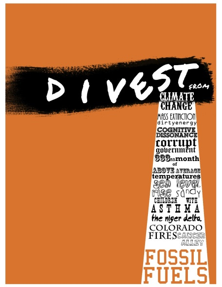 """YES!! """"More than 400 colleges, cities  states,  religious institutions have answered 350.org's call to push for fossil fuel divestment....Divestment is the opposite of investing,  entails ridding a portfolio of stocks, bonds, or investment funds with moral and ethical risks...On Tuesday, the San Francisco Board of Supervisors unanimously passed a resolution calling on the San Francisco Employee Retirement System (SFERS) to divest over 583 million from fossil fuel corporations."""""""