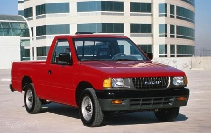 The 1995 Isuzu Pickup was one of the most basic pickups that could've been found at that time on the market. Description from topspeed.com. I searched for this on bing.com/images