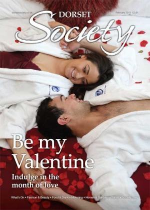 Dorset Society February 2013 Valentine's front cover