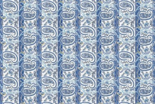 Thalien charlotte moss fabrics blueberry fabric for Fabric store charlotte nc