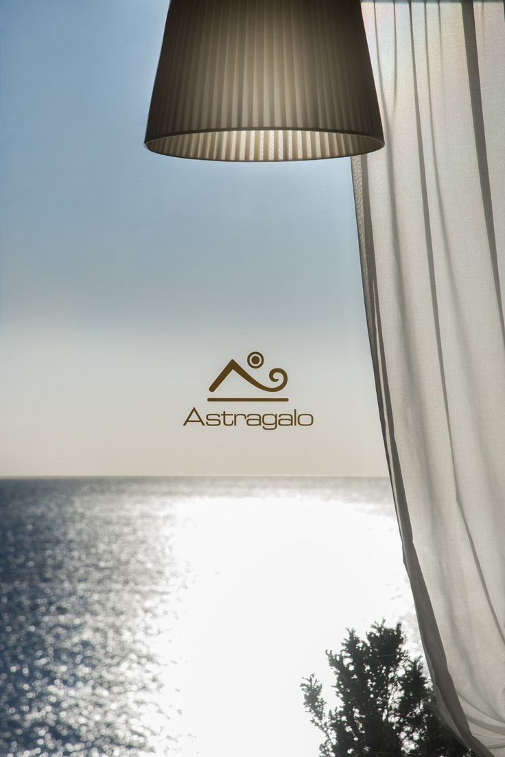 La favolosa vista mare..  www.astragalo.it