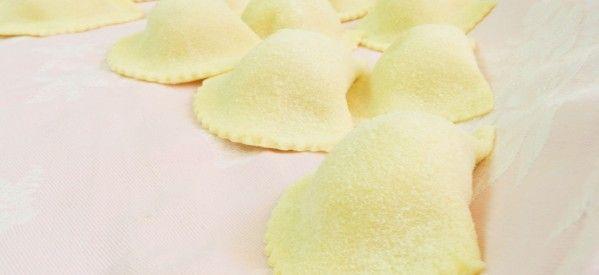 Ravioli di patate e cipolle #pasta #recipe #ricettedisardegna #sardegna #sardinia
