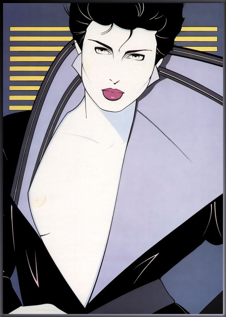 385 Best The Art Of Patrick Nagel Images On Pinterest
