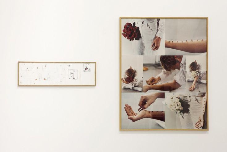 Azione sentimentale - Gina Pane - Exhibitions - galerie kamel mennour, 75006 Paris