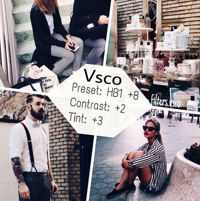Como deixar o feed do Instagram bonito: VSCO CAM filtros - De Batom Vermelho