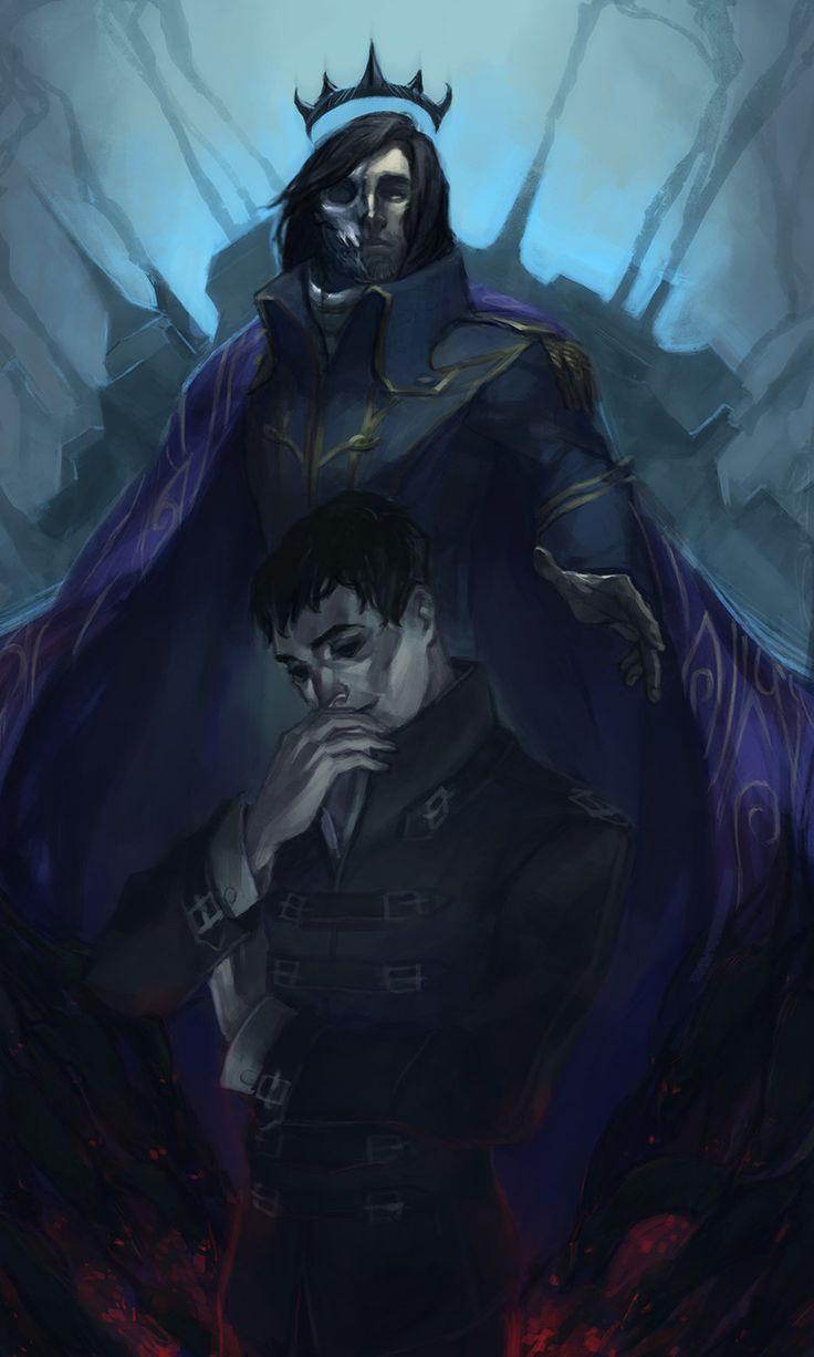 Rat King by Lagro-Ross.deviantart.com #Dishonored