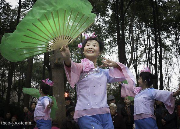 Chengdu Renmin Park 2017